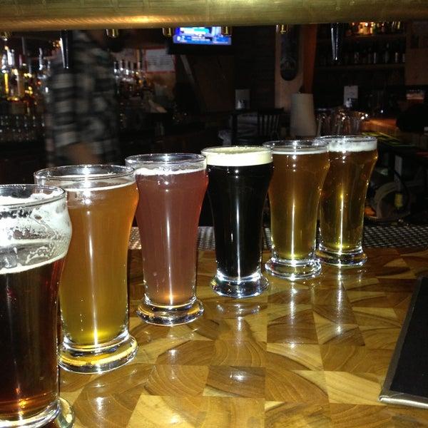 Photo taken at Banff Avenue Brewing Co. by Jennifer G. on 4/29/2013