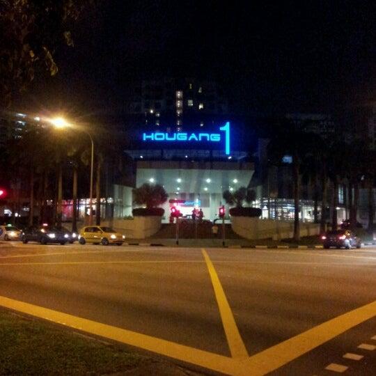 Hougang Mall Food Court
