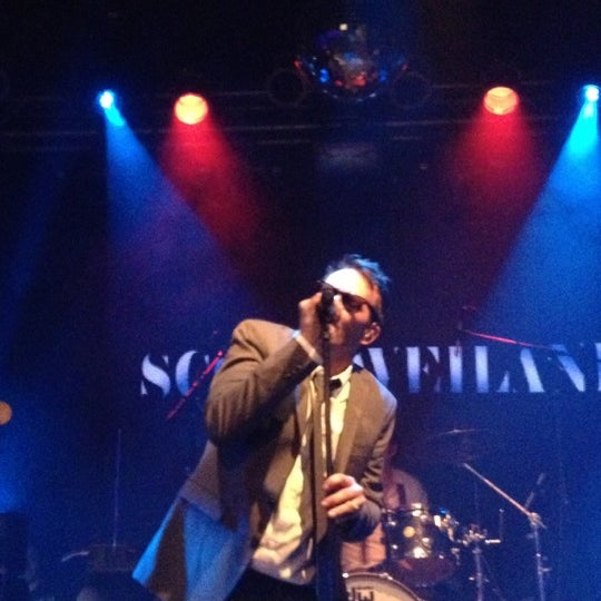 Photo taken at Highline Ballroom by Erick M. on 11/27/2012