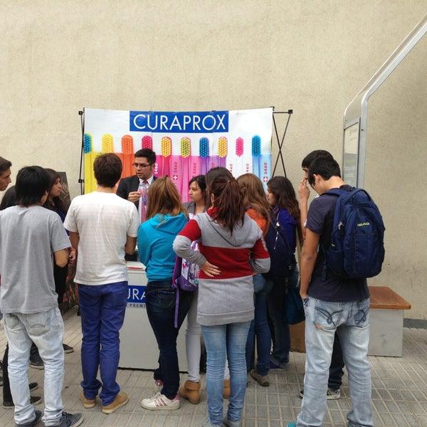 Foto tomada en Universidad Andrés Bello por Nico Z. el 3/7/2013