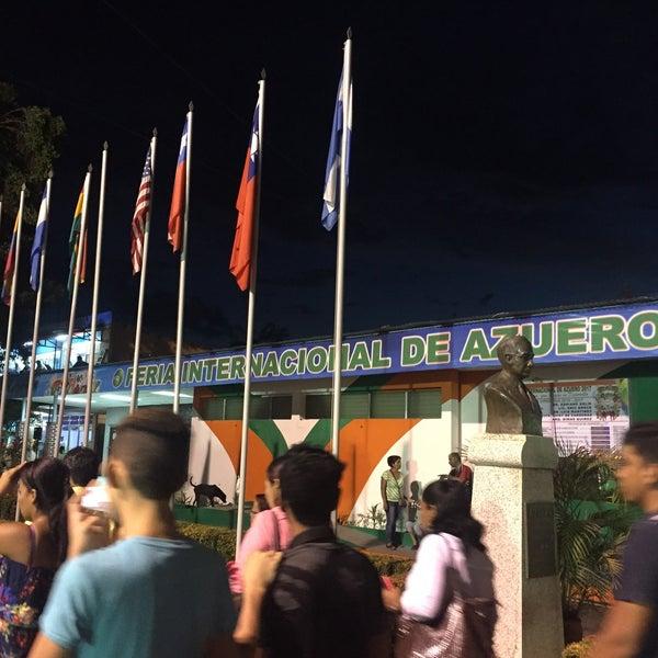 Photo taken at Feria Internacional de Azuero by Marta C. on 4/21/2017