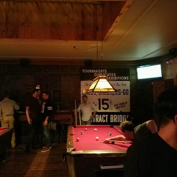 Photo taken at Bleecker Street Bar by Tom M. on 9/22/2016