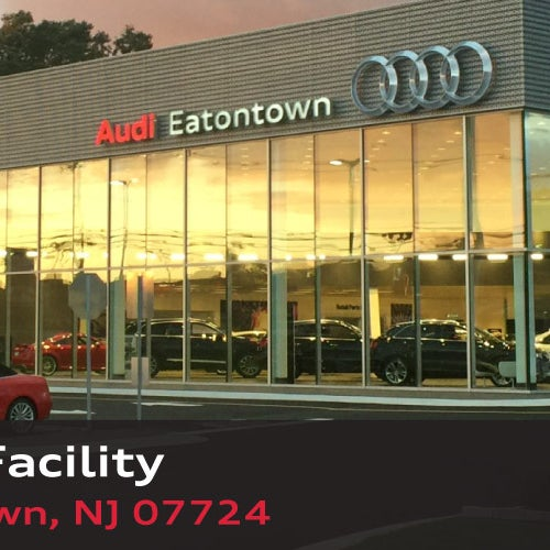 Photos At Audi Eatontown Auto Dealership In Eatontown - Audi eatontown