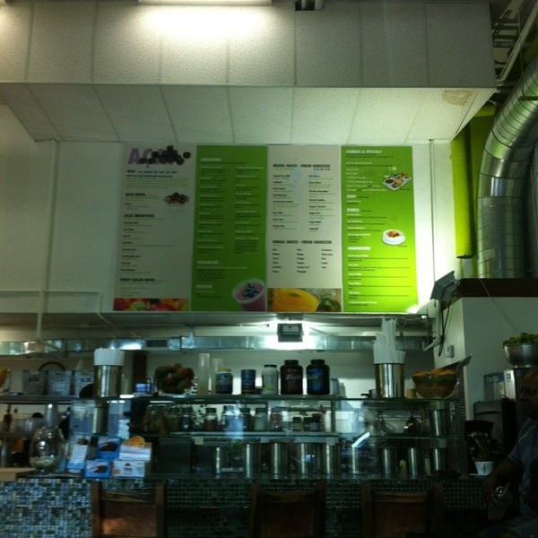 Vegan Cafe Miami Beach