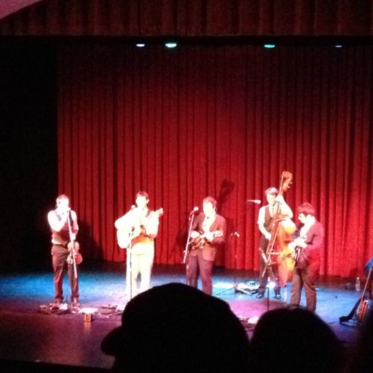 Photo taken at Napa Valley Opera House by Napa Valley Bitters C. on 11/30/2012