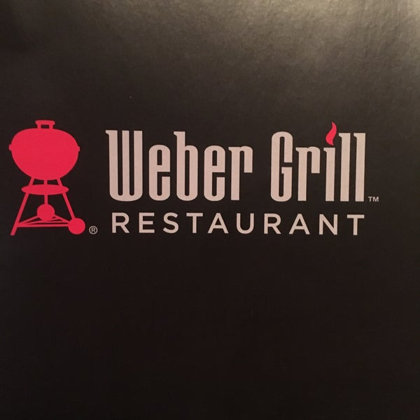 Photo taken at Weber Grill Restaurant by Drew P. on 11/17/2016