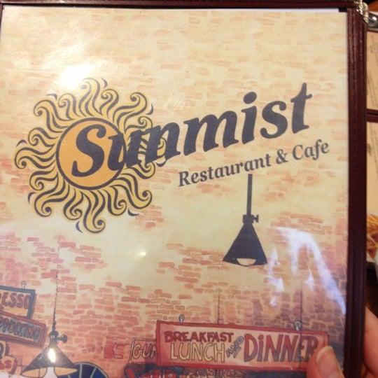 Photo taken at Sunmist by Drew P. on 12/9/2012