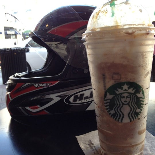 Photo taken at Starbucks by Michael C D. on 10/15/2012