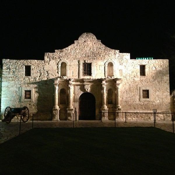 Photo taken at The Alamo by soypan on 3/5/2013