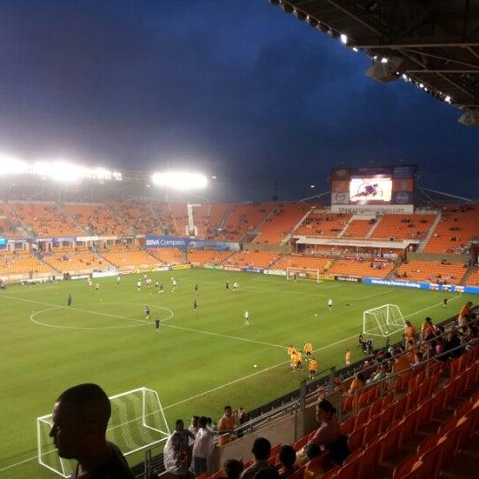 Photo prise au BBVA Compass Stadium par Greg G. le9/30/2012