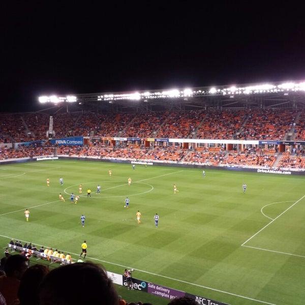 Photo prise au BBVA Compass Stadium par Greg G. le4/6/2014