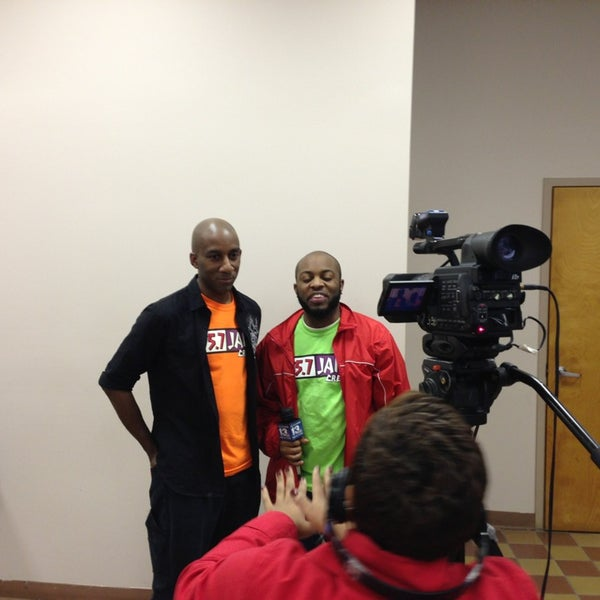Photo taken at Birmingham Civil Rights Institute by B Brian C. on 12/20/2012