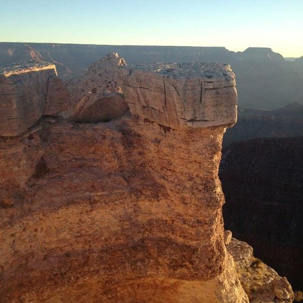 Photo taken at Grand Canyon National Park by Jorge L. on 1/20/2013
