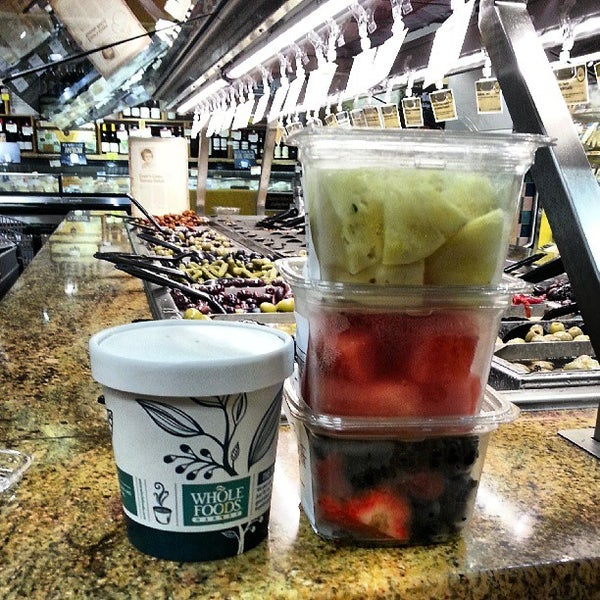 Photo taken at Whole Foods Market by Rafael M. on 6/8/2013