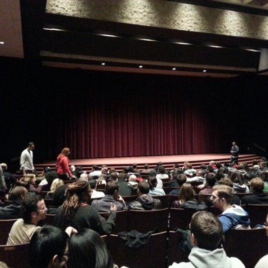 Photo taken at Norris Cinema Theater (NCT) by Rex B. on 12/21/2012