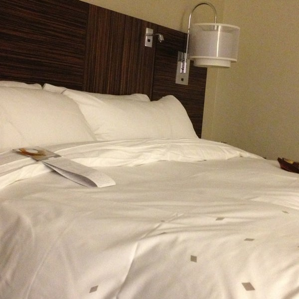 Photo taken at Renaissance Washington, DC Downtown Hotel by Martha D. on 3/29/2013