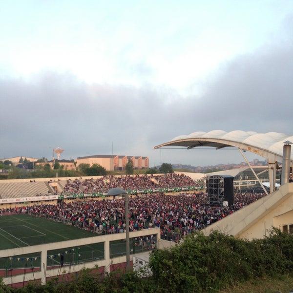 Photo prise au İTÜ Stadyumu par Hüseyin Ş. le5/2/2013
