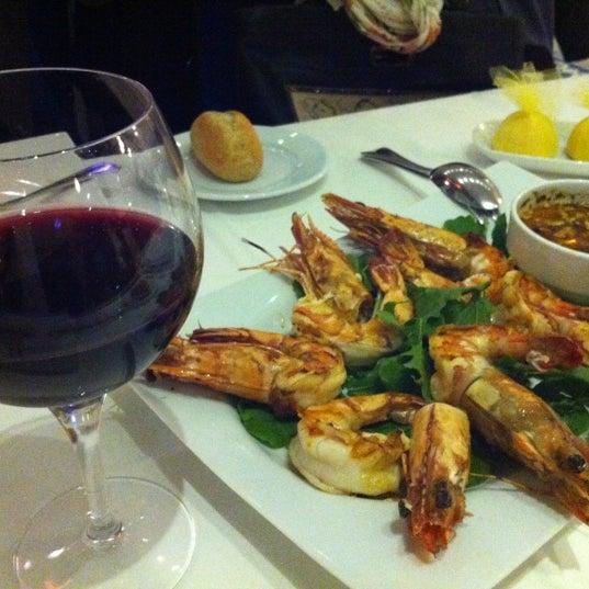 12/12/2012 tarihinde Tunç D.ziyaretçi tarafından Foça Fish Gourmet'de çekilen fotoğraf