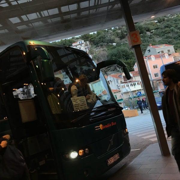 Photo taken at Autobusni Kolodvor Dubrovnik | Dubrovnik Bus Station by Riel ㅤ. on 1/8/2018