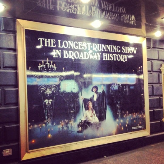 Foto tirada no(a) Majestic Theatre por Kory O. em 11/29/2012