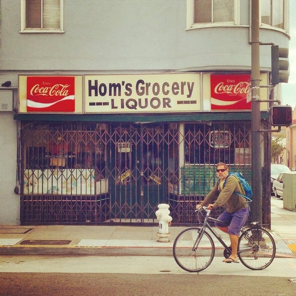 Hom 39 s grocery liquor convenience store in san francisco for Andy s chinese cuisine san francisco