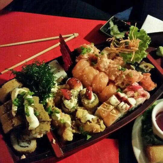 Foto tirada no(a) Hachi Japonese Food por Alicio V. em 6/2/2015