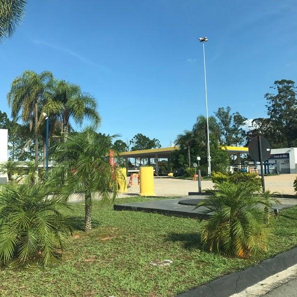 Photo taken at Posto Lago Azul (Ipiranga) by Glaucia S. on 1/29/2017