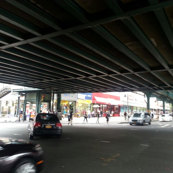 Photo taken at MTA Subway - Fordham Rd (4) by Marvin W. on 9/8/2014