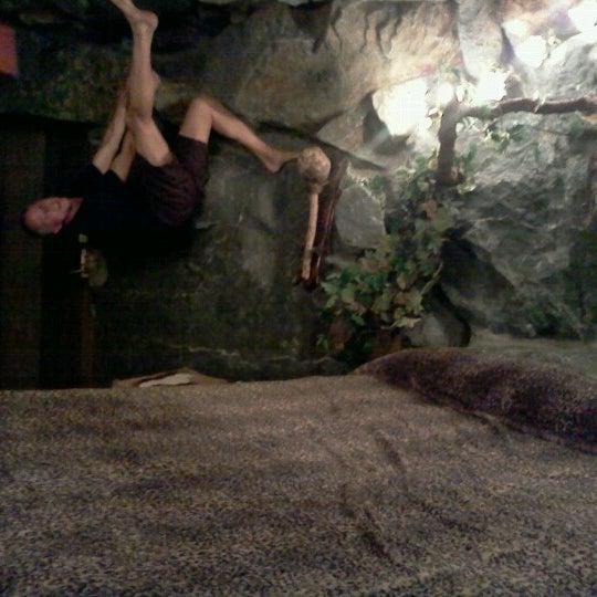 Photo taken at Madonna Inn by Christine B. on 10/2/2012