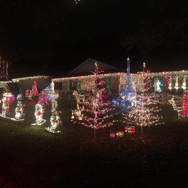 photo taken at city of windcrest christmas light up by chris on 1226 - Windcrest Christmas Lights