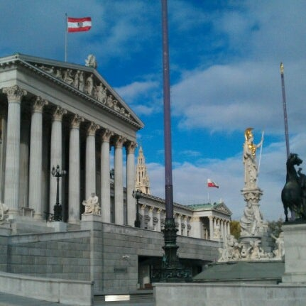 Photo taken at Parlament by Hemerson Macalao R. on 11/7/2012