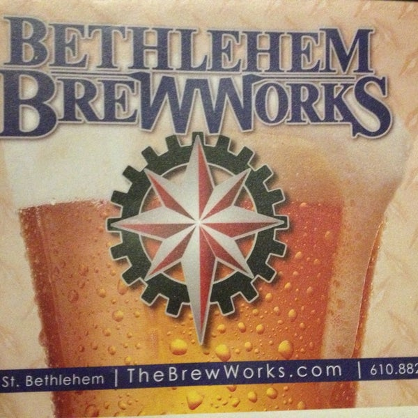 Photo taken at Fegley's Bethlehem Brew Works by Laura A. on 12/27/2012
