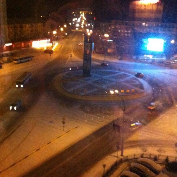 Снимок сделан в Ресторан Лагуна пользователем Darya N. 12/31/2012