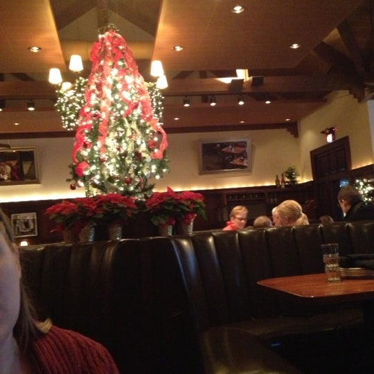 Photo taken at Weber Grill Restaurant by Aaron R. on 12/1/2012