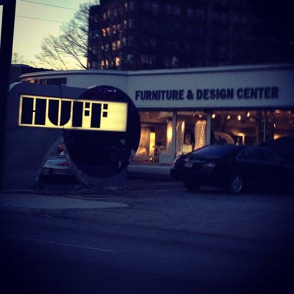 Photo Taken At Huff Furniture By Jason Q. On 1/19/2013