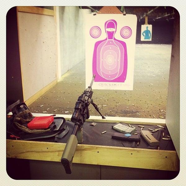 Gun range coupons atlanta