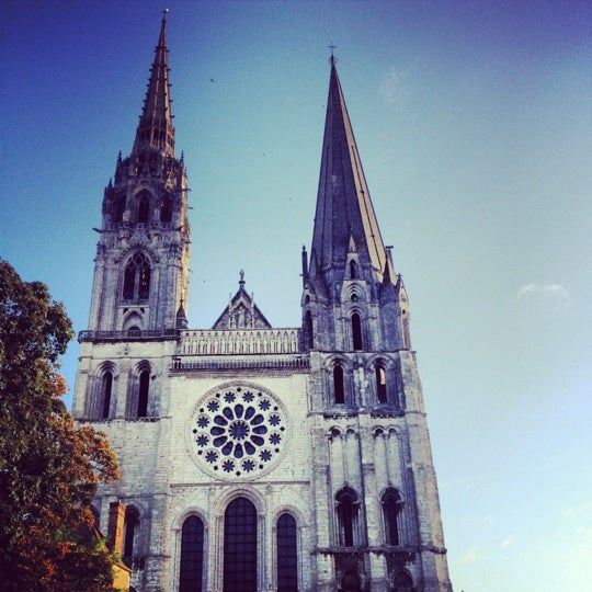 Photo taken at Cathedral Basilica of Our Lady by bulat on 10/12/2012