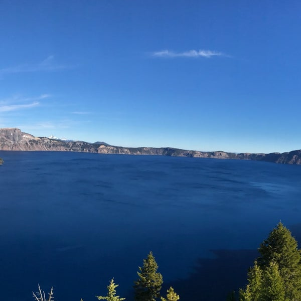 Photo taken at Crater Lake National Park by Taylor P. on 11/4/2016