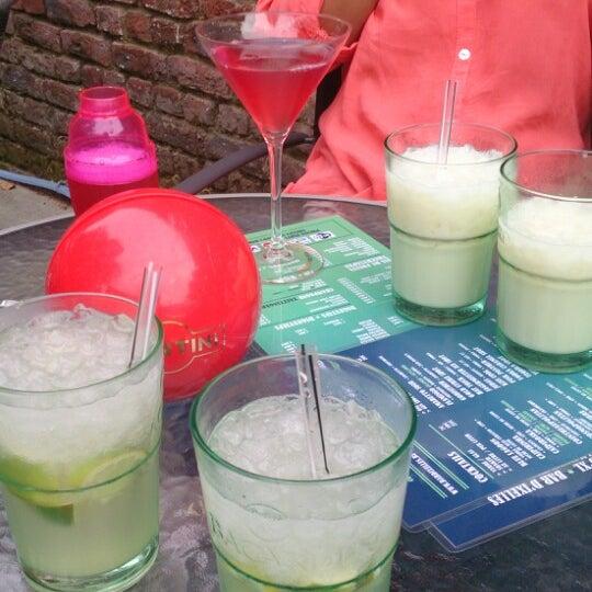 Foto tirada no(a) Le Bar d'Ixelles por Fiona C. em 7/2/2013