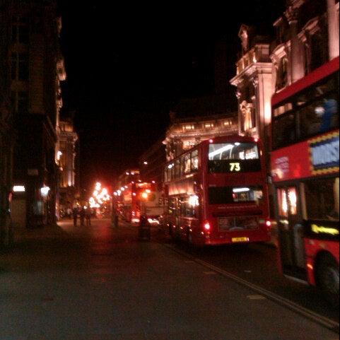Photo taken at Oxford Street by Alex V. on 6/2/2013