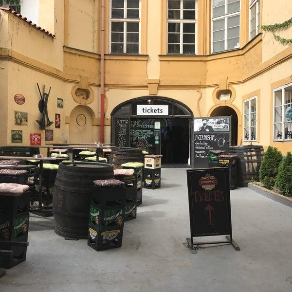 Photo taken at Czech Beer Museum Prague by Betül G. on 8/6/2017