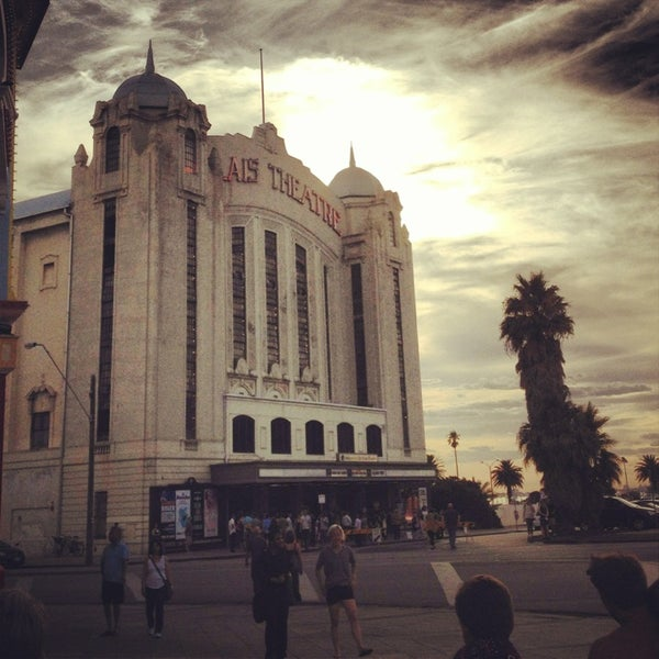 Photo taken at Palais Theatre by Nick B. on 2/6/2013