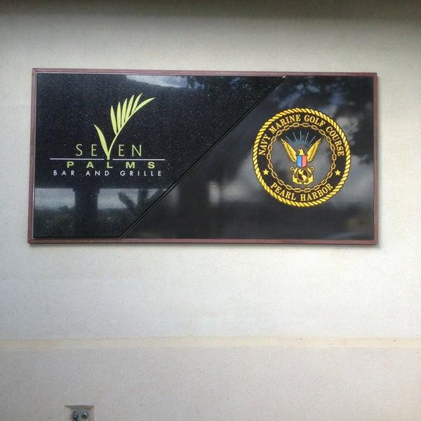 Photo taken at Navy Marine Golf Course by Jodi U. on 6/6/2013