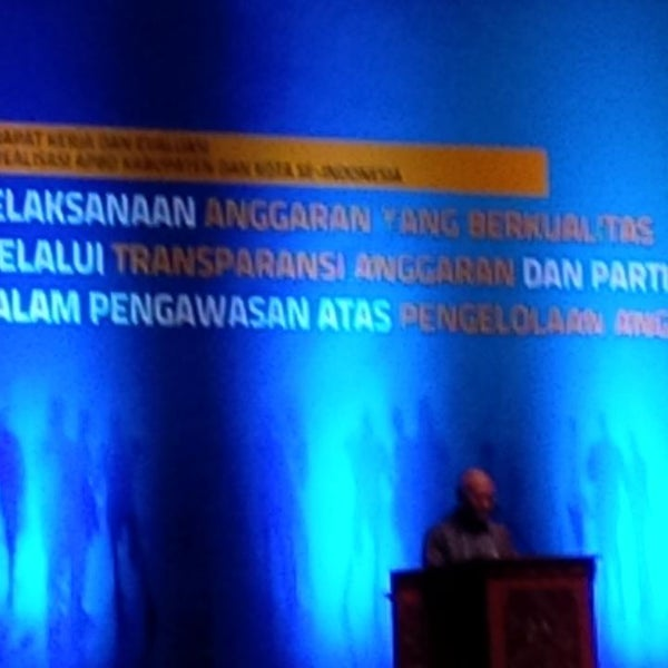 Photo taken at Bali International Convention Centre (BICC) by Hendri T. on 12/7/2013