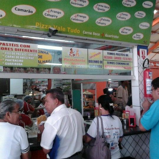 Photo taken at Mercado Municipal Antônio Valente by Antonio L. on 10/19/2012