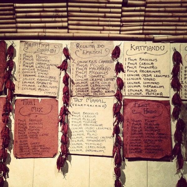 Foto tirada no(a) Tantra Restaurante por Helena P. em 10/16/2012