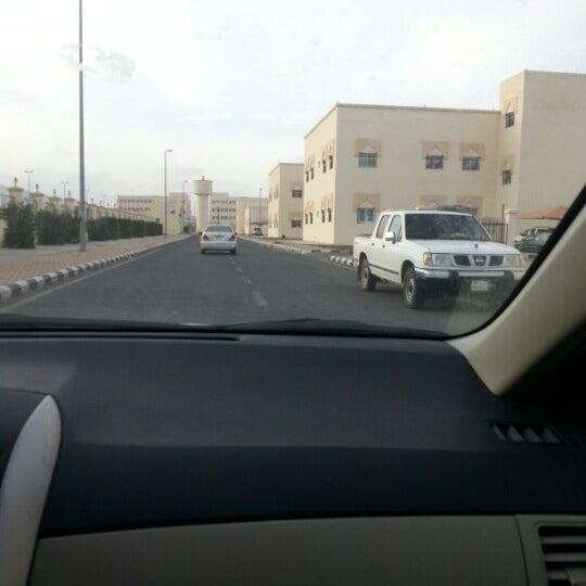 Photo taken at Ta'if University by Baker A. on 12/4/2012