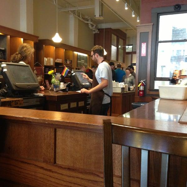Photo taken at Peet's Coffee & Tea by Rich D. on 5/18/2013