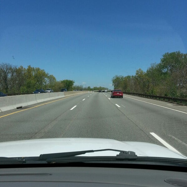 Photo taken at Garden State Parkway -- Saddlebrook by Babs on 5/4/2013