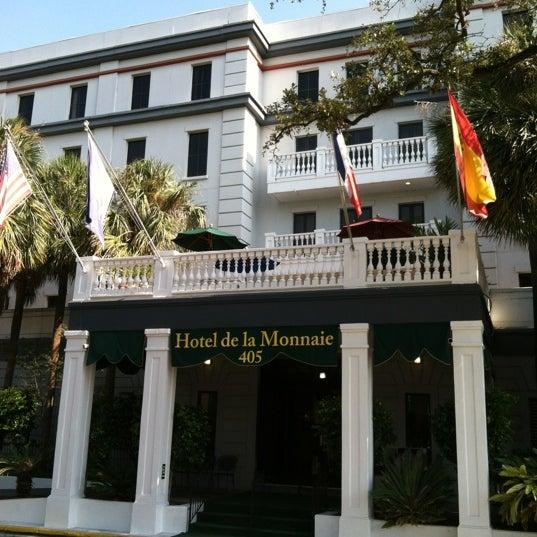 Hotel de la monnaie hotel in new orleans - Hotel de la monnaie ...